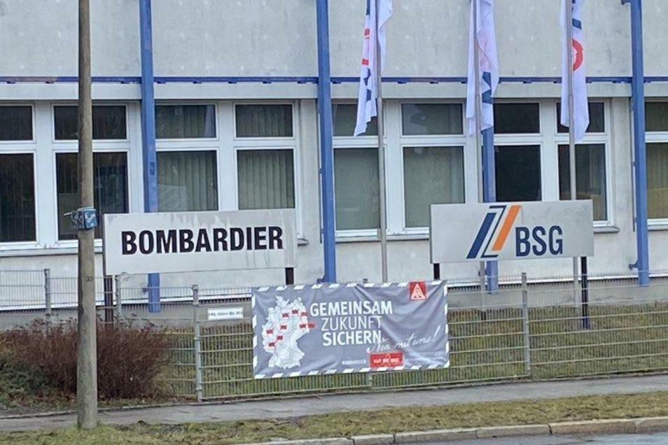 Das neue Unternehmen hat ihr Firmenschild auch schon am Werk in Görlitz aufgestellt.