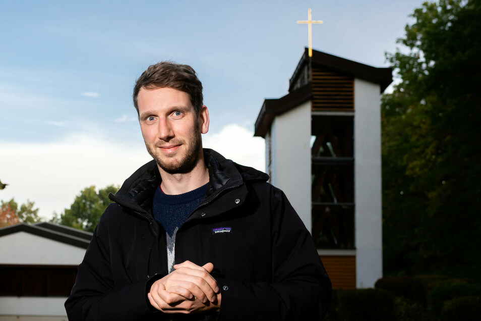 Pfarrer Marcus Baumgärtner verlässt nach vier Jahren die Kirchgemeinde Bautzen-Gesundbrunnen.