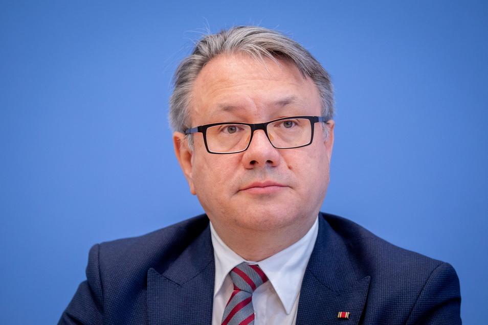 Georg Nüßlein (ehemals CSU) steht im Fokus der aktuellen Masken-Affäre.