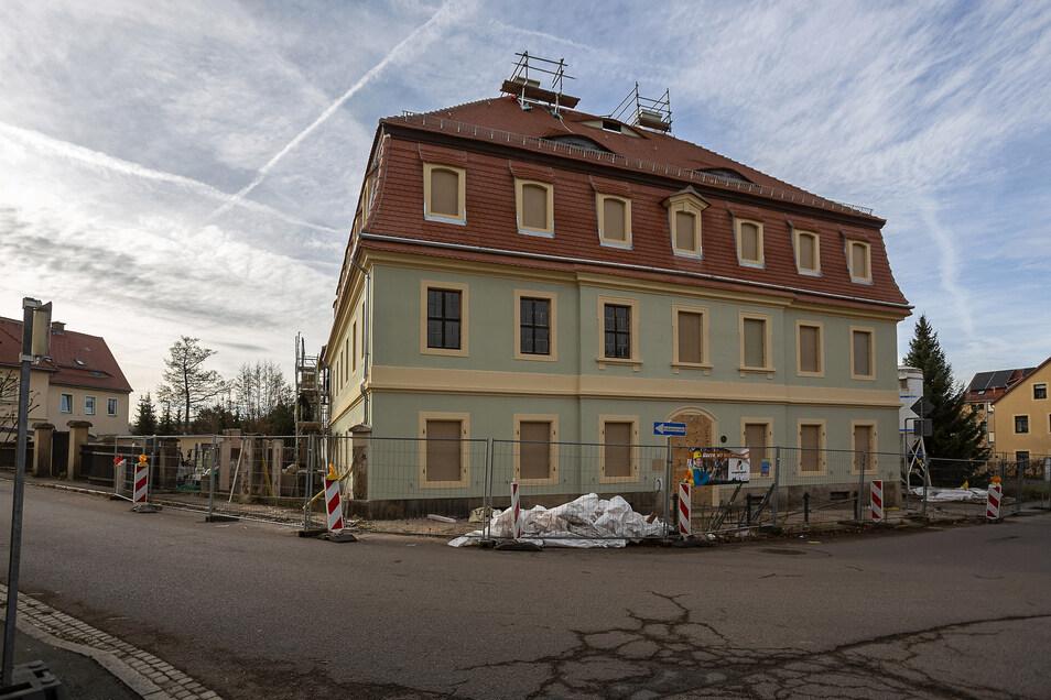Das Lohgerbermuseum in Dippoldiswalde wird saniert und umgebaut. Ein wesentliches Ziel dabei ist auch, es barrierefrei zu gestalten.