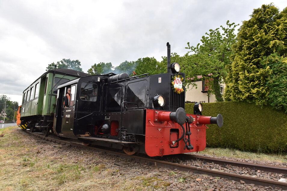 Die Signale stehen für die Windbergbahn weiterhin auf Rot.