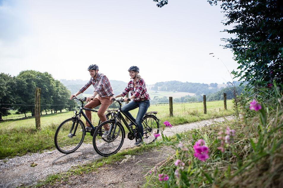 Fast jedes dritte in Deutschland verkaufte Rad ist ein Trekking-Rad.