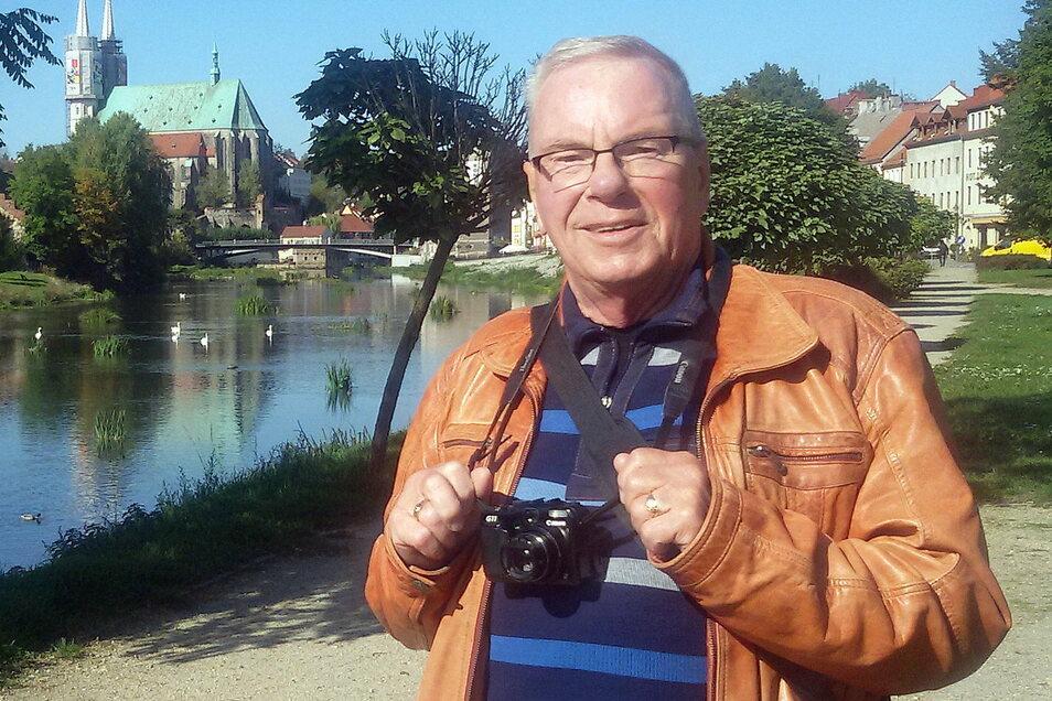 Der Görlitzer Fotograf Rainer Kitte hat viele Geschehnisse seit den 1960ern in Görlitz begleitet, zahlreiche Zustände dokumentiert.