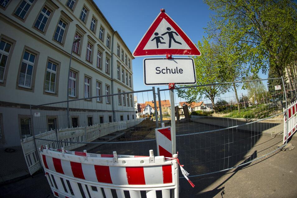 enn die ersten Grundschüler wieder in die Schule zurückdürfen, wird die Franciscus-Nagler-Straße in Leisnig - wie für die Zeit der Bauarbeiten auf dem Lindenplatz geplant - für den Autoverkehr geöffnet.