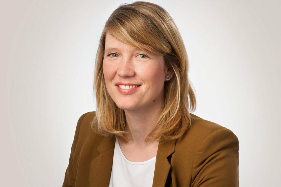 Dr. Cindy Krause ist die neue Geschäftsführerin der Regionalkammer Mittelsachsen der IHK Chemnitz.