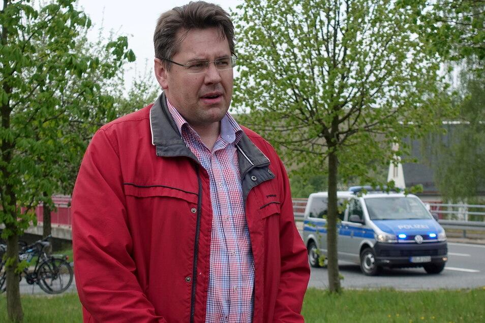 Hohnsteins Bürgermeister und Kreisrat Daniel Brade (SPD) verurteilt die beschlossene Bundesnotbremse auf das Schärfste.