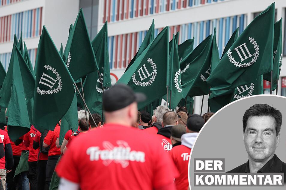 SZ-Redakteur Thilo Alexe kommentiert die Morddrohungen gegen Politiker der Grünen in Sachsen.