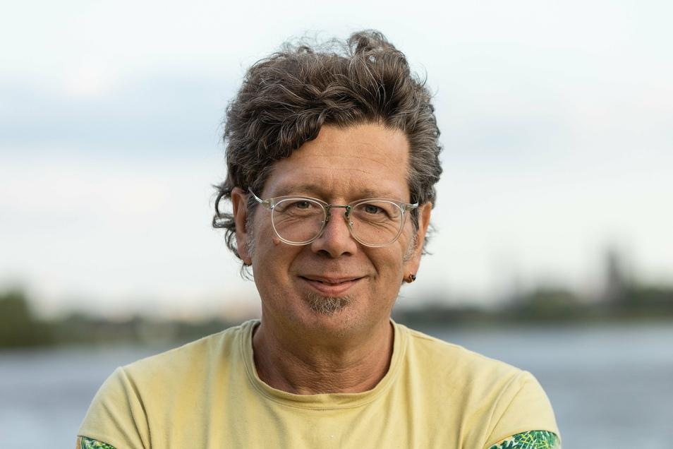 Franz Stefan Griebl alias Franzobel schrieb im Vorjahr als Dresdner Stadtschreiber auch Kolumnen für die SZ.