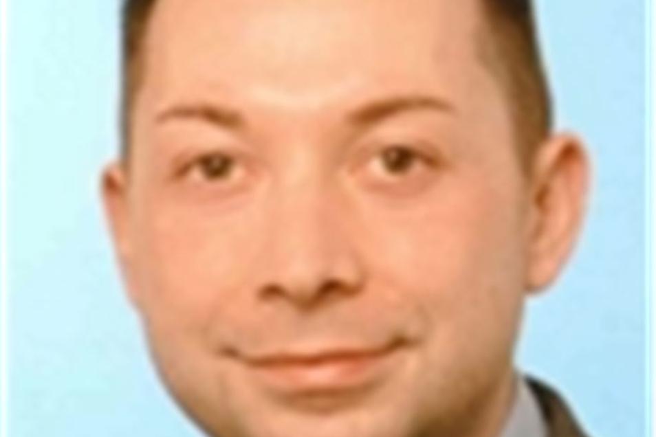 Christian Walter ist 33, Verwaltungsfachwirt und seit 2014 in Gottleubas Rathaus.