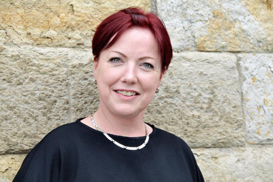 Bianka Leipert aus Dresden hat sich nach jahrelanger Berufserfahrung als Verkäuferin für eine Weiterbildung zur kaufmännischen Fachwirtin entschieden - und diesen Schritt nicht bereut.
