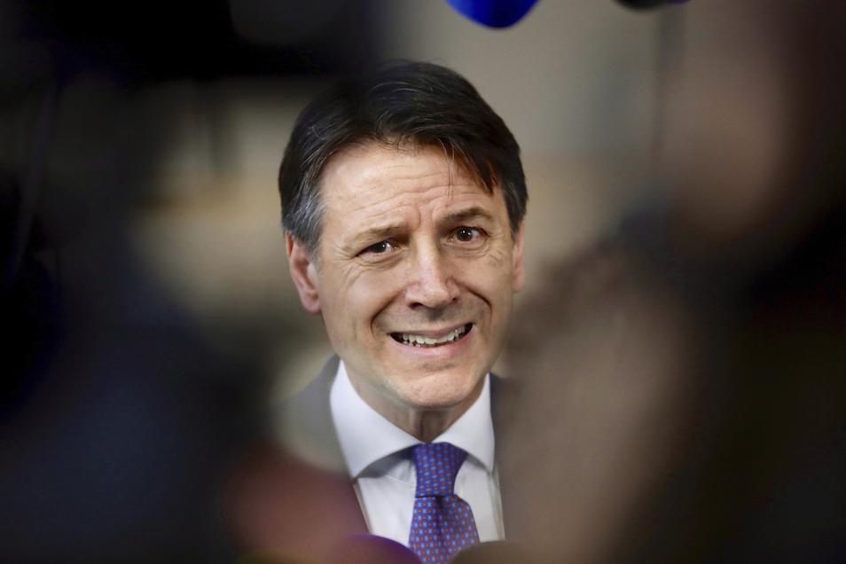 Giuseppe Conte soll in Italien neuer Premier einer Regierung aus Fünf Sternen und Sozialdemokraten werden.