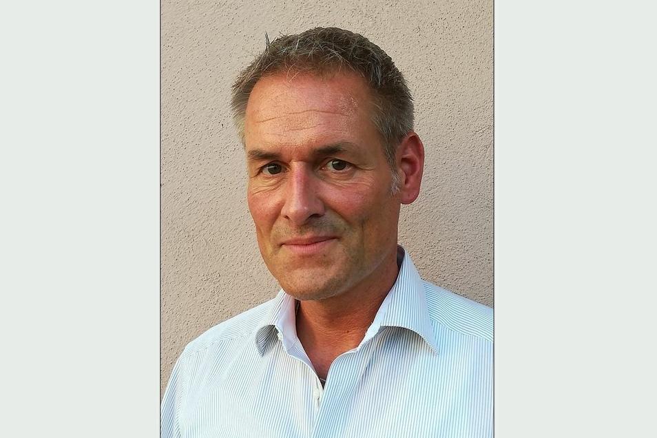 Uwe Garbe ist der neue Chef der IG Metall Ostsachsen.