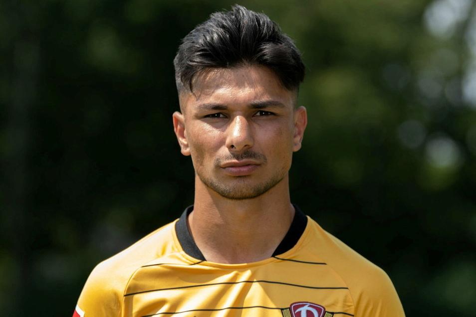 In keine Kategorie passt Stürmer Osman Atilgan, der bei Preußen Münster in der Regionalliga West zwischen Startelf und Tribüne pendelt.