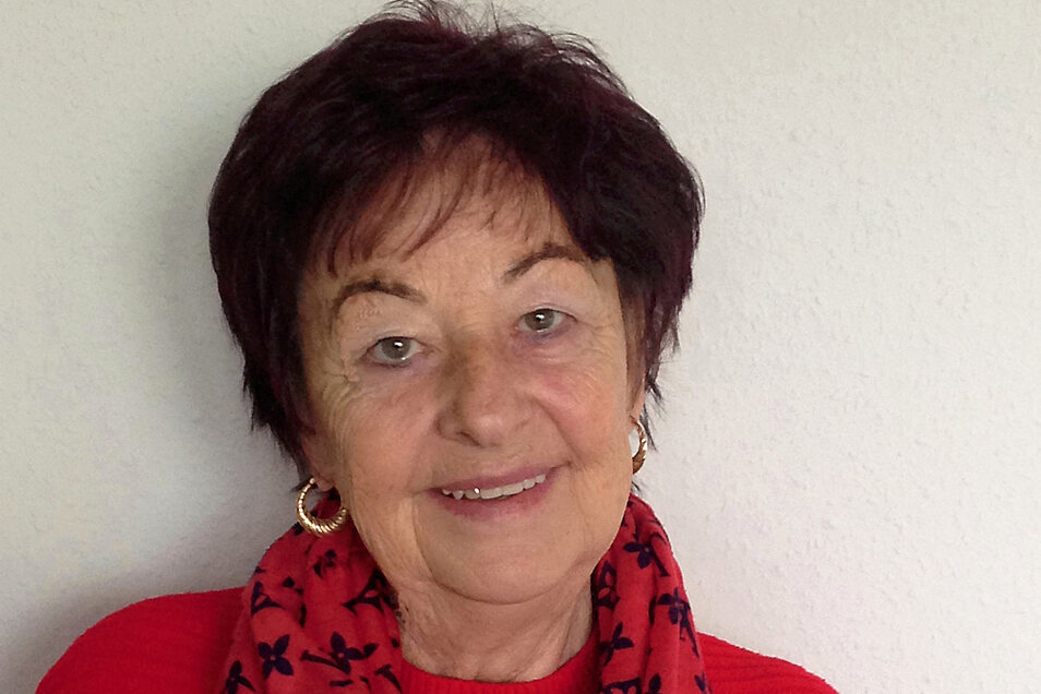 Marlies Holst ist die stellvertretende Vereinsvorsitzende vom Tierschutzverein Hoyerswerda.