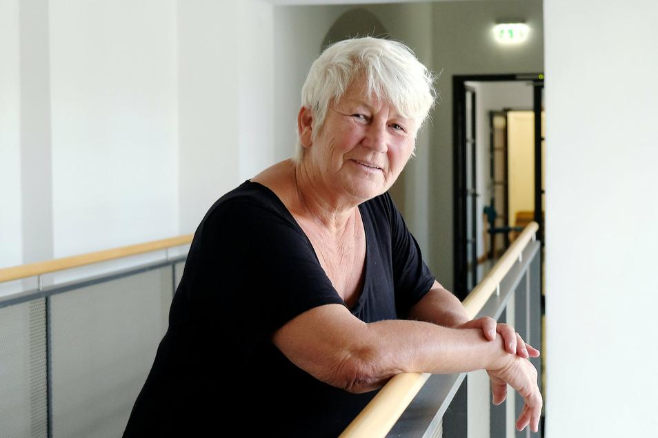 Seit fünf Jahren leitet Inge Erler die Außenstelle des Weißen Ringes im Meißner Rathaus. Jeden ersten und dritten Montag im Monat ist von 13 bis 15 Uhr geöffnet.