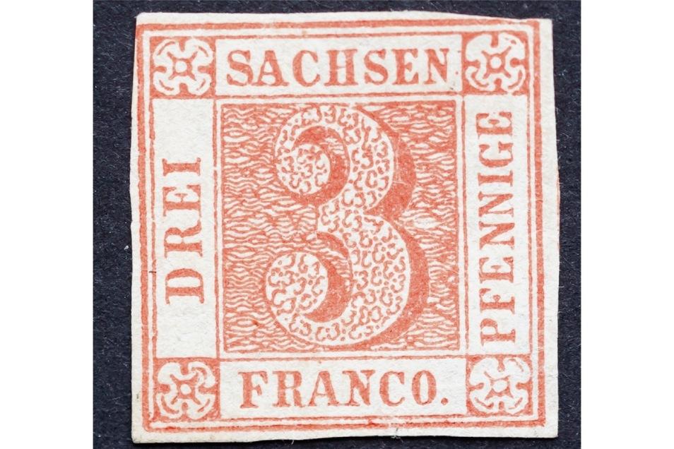 Am 1. Juli jährt sich zum 170. Mal die Einführung des Sachsendreiers.