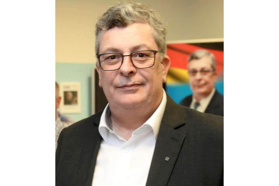 Carsten Hütter ist der im Wahlkreis Riesa direkt gewählte Landtagsabgeordnete.