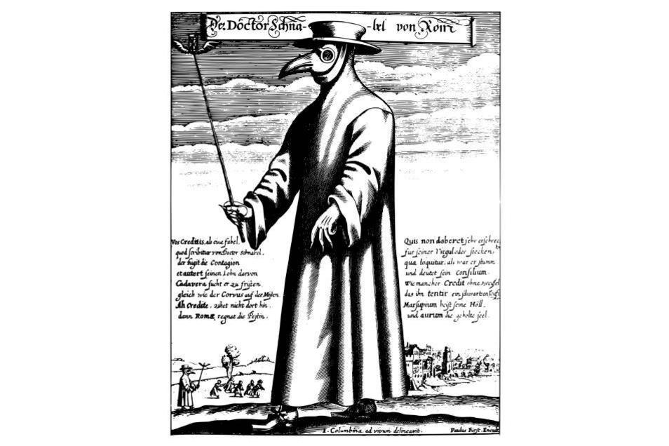 Dr. Schnabel - Der Pestilenzbalbir
