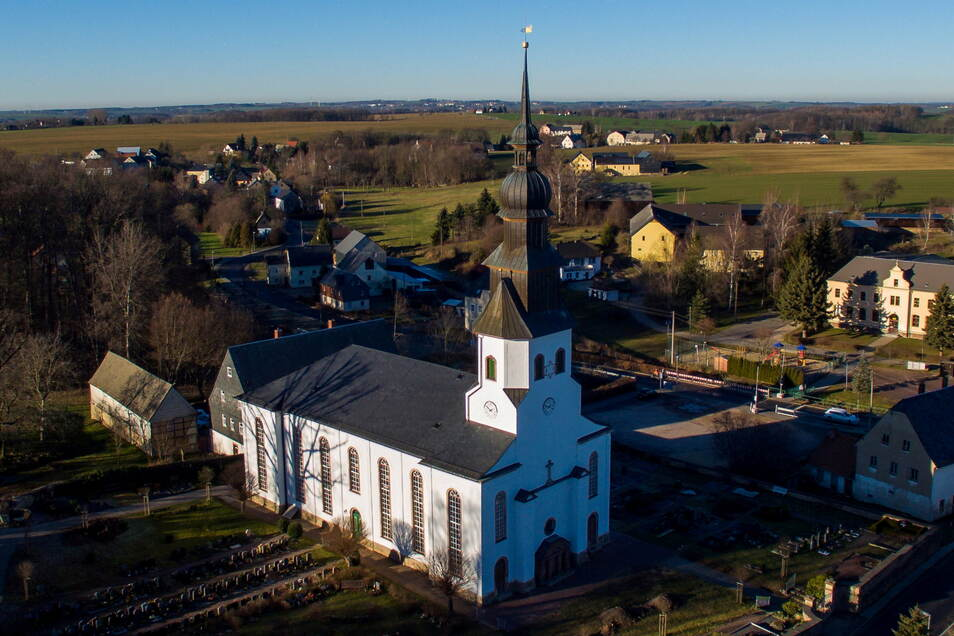 Vorträge und musikalische Andachten können wieder in der Kirche in Grünlichtenberg stattfinden. Los geht es schon am Donnerstag.