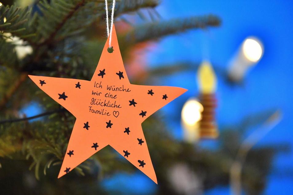 Das Weihnachtsfest findet dieses Jahr nur im engsten Familien- und Freundeskreis statt.