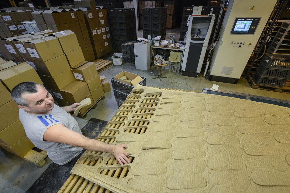 Der Schuhhersteller hat vor allem in Görlitz in den vergangenen Jahren eine enorme Entwicklung gemacht.