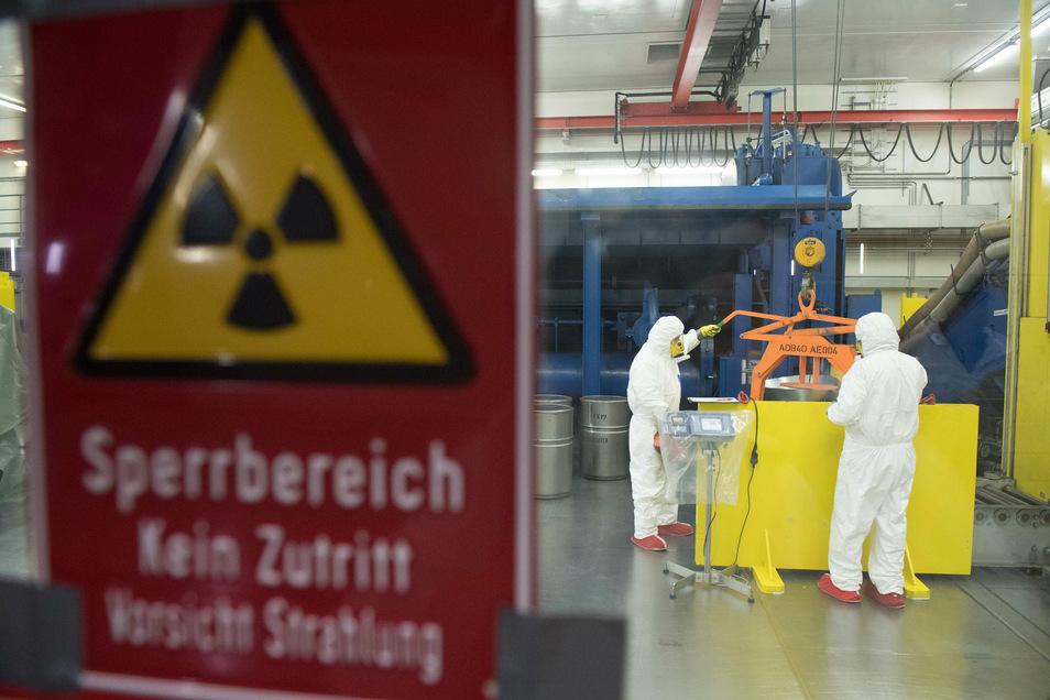 Wohin mit den strahlenden Hinterlassenschaften der Atomkraftwerke?