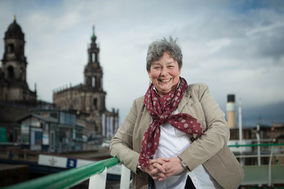 Von der Dampferchefin zur Schlichterin im Mieterstreit: Karin Hildebrand gehört jetzt zum Dreierteam der Vonovia-Ombudsstelle.
