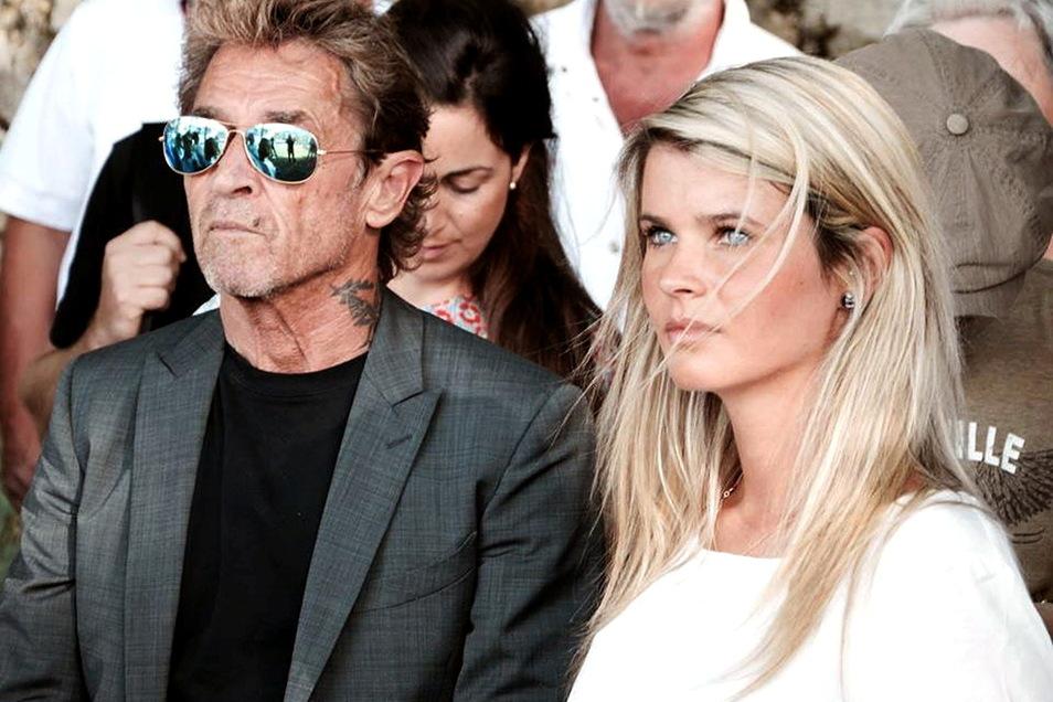 Peter Maffay und Hendrikje Balsmeyer sind seit sechs Jahren ein Paar.