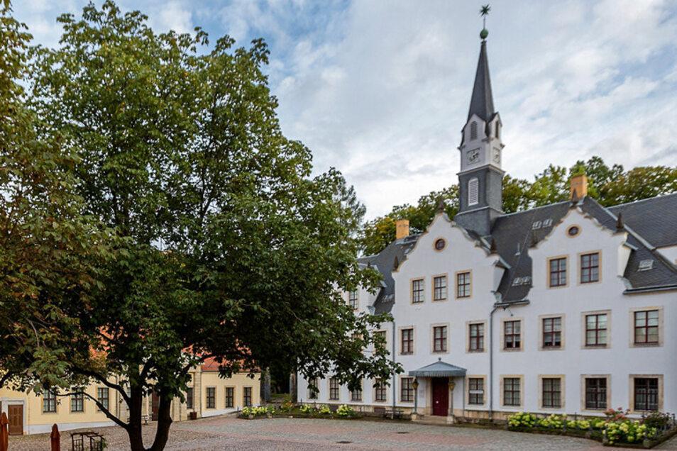 Museum, Trauungsort, Osterspektakulum - aber was geht da noch auf schloss Burgk?