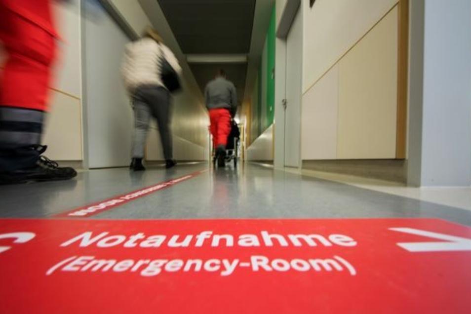 In Sachsen waren so gut wie alle 78 Krankenhäuser an der Versorgung von Corona-Patienten beteilig.