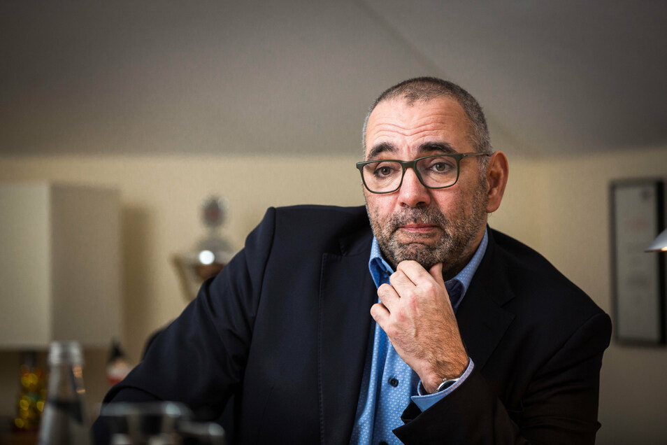 Tourismuschef Johannes Lohmeyer fordert eine klare Öffnungsperspektive für die Dresdner Tourismusbranche.
