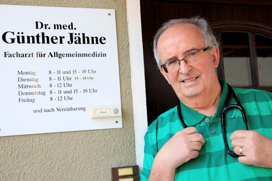 2015 hatte auch Dr. Günther Jähne seine Hausarztpraxis in Wittgendorf geschlossen.