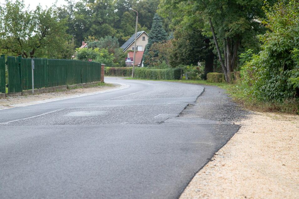 Die Martin-Voss-Straße in See wird weiter saniert Ab nächster Woche folgt das Stück bis zum Brauweg.