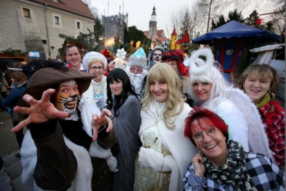 Das Märchenhafte Advents-Spectaculum in Kamenz ist durch sein spezielles Flair bekannt. Voriges Jahr fiel es wegen Corona aus. Für dieses Jahr wird an einer Lösung gearbeitet.