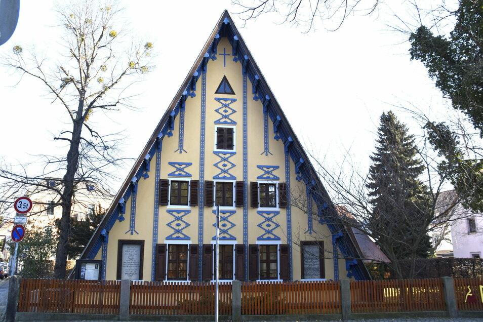 Kultureinrichtungen wie das Putjatinhaus in Kleinzschachwitz bangen um Fördergeld.