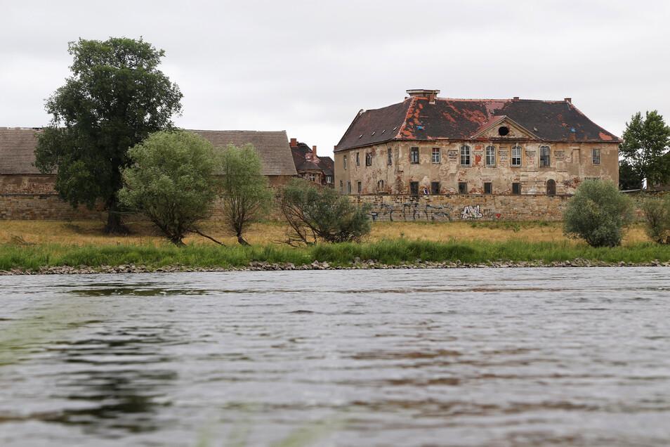Auf Schloss Promnitz ist zuletzt ein Konflikt zwischen dem Kultur- und Schlossverein und der Familie von Wolffersdorff ausgebrochen.