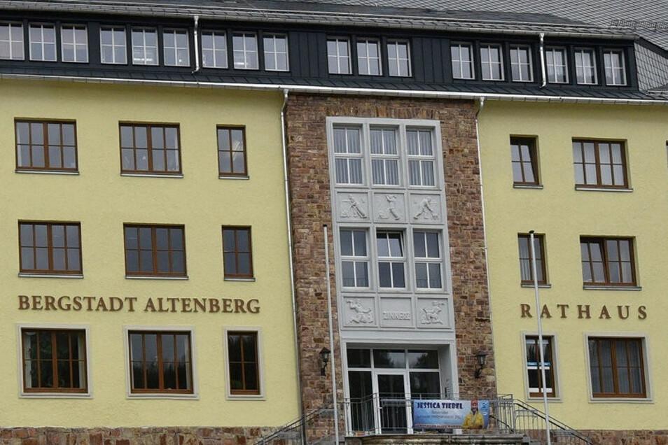 Die Corona-Krise zwingt das Altenberger Rathaus zu einem drastischen Schritt.