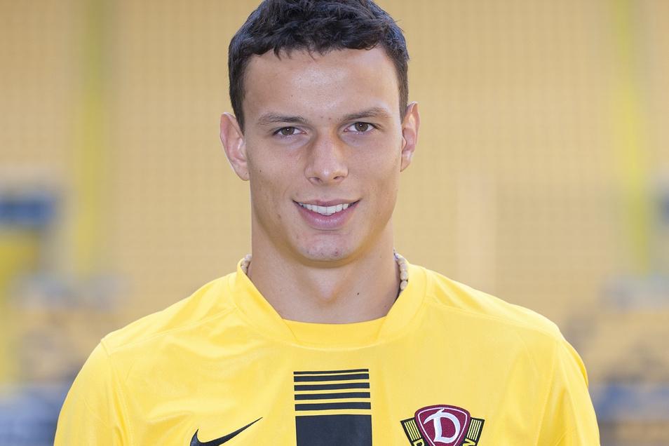 Petar Sliskovic war 21, als er für Dynamo spielte. Ahct Jahre später wechselt er nach München.