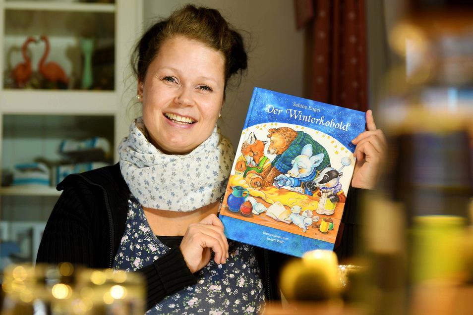 Sabine Engel aus Oderwitz hat eine Geschichte für Kinder gereimt. Im Oberlausitzer Verlag ist sie jetzt wunderbar illustriert erschienen.