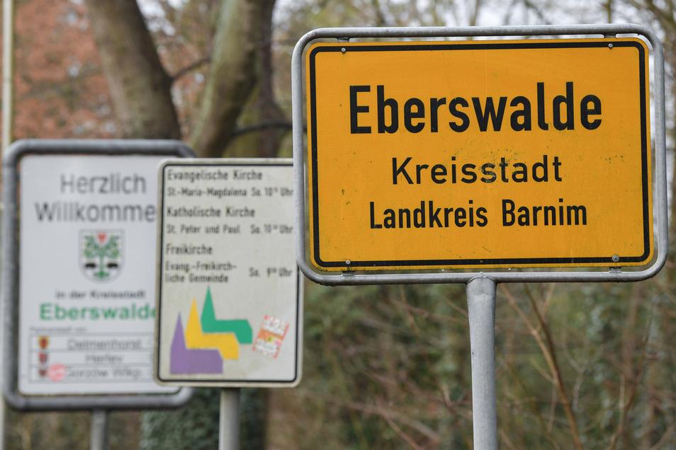 Ein vernachlässigtes fünfjähriges Mädchen ist in Eberswalde in Brandenburg in die Obhut der Behörden gekommen.