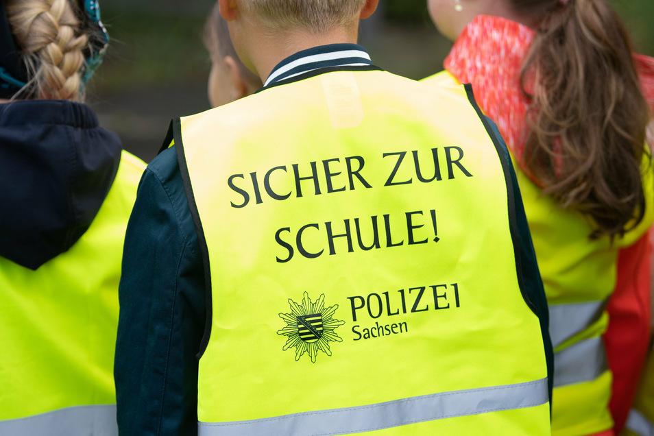 Die Poliezi hat vom 31. August bis zum 20. Septembe Autofahrer vor Schulen geblitzt.
