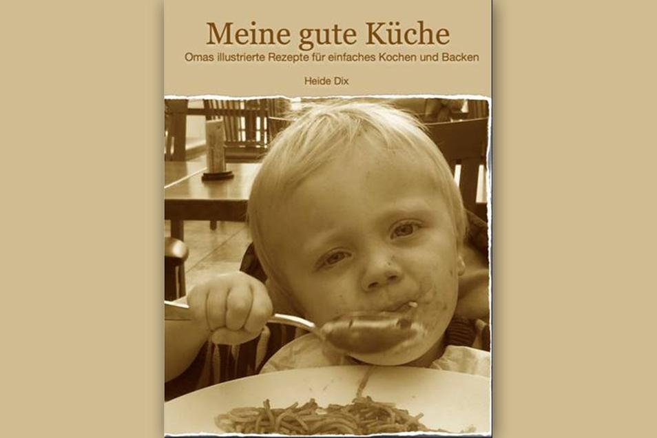 Das Kochbuch voller Erzgebirge steckt noch Heide Dix' Computer und wartet auf Veröffentlichung.