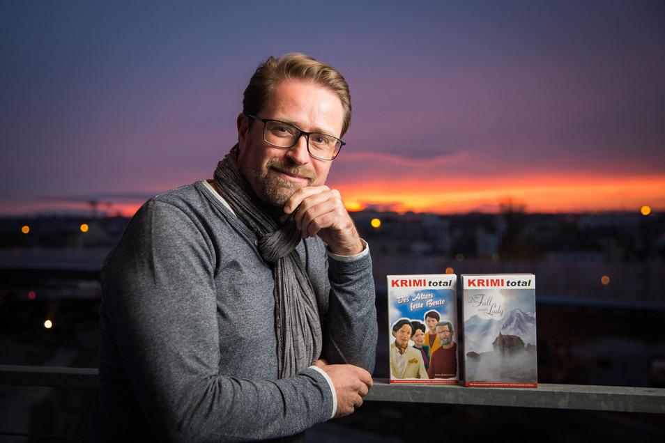 Spieleerfinder Jörg Meißner muss in diesen Tagen noch kreatives sein als sonst.