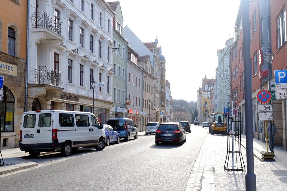 In der Neugasse sollen Radfahrer künftig in beide Richtungen fahren dürfen.