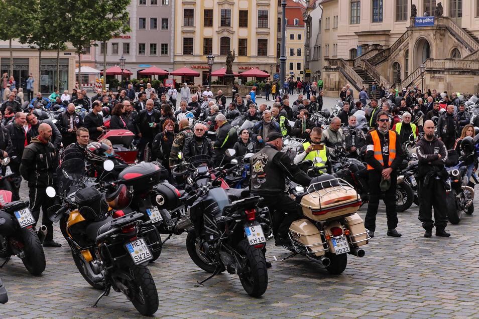 Die erste Motorraddemo gegen die Pläne hat es vergangenes Wochenende in Dresden gegeben. Eine weitere ist für den 4. Juli geplant.