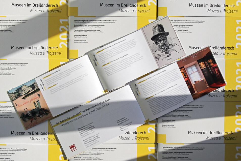 So sieht die 40-seitige Broschüre aus.
