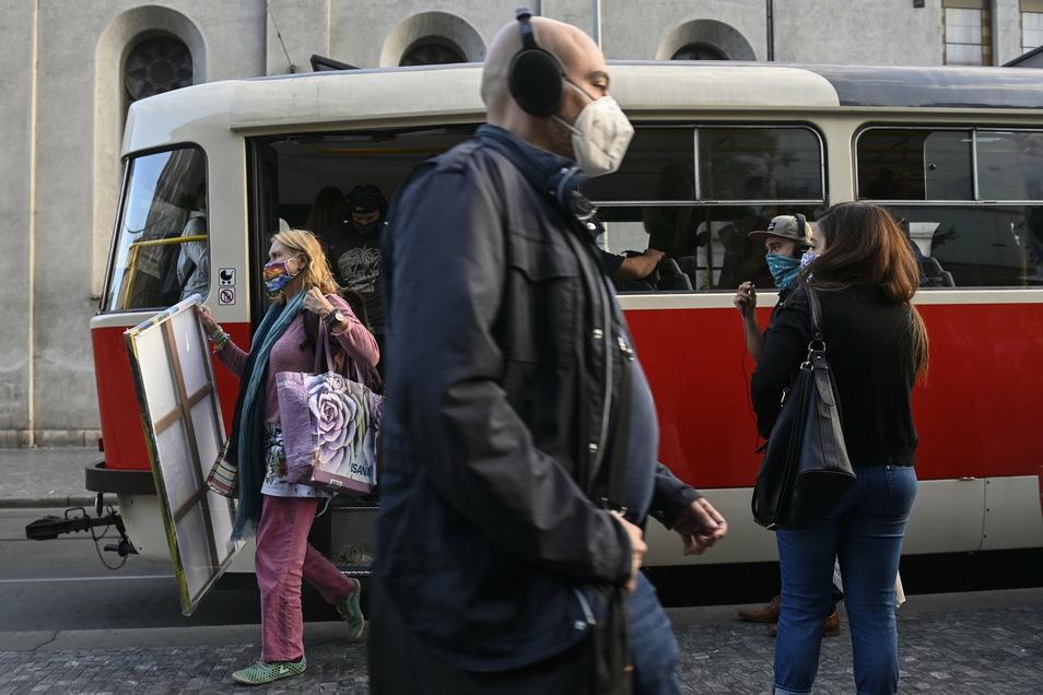 Der harte Lockdown in Tschechien ist erstmal vorbei - die Hygieneregeln bleiben aber bestehen.