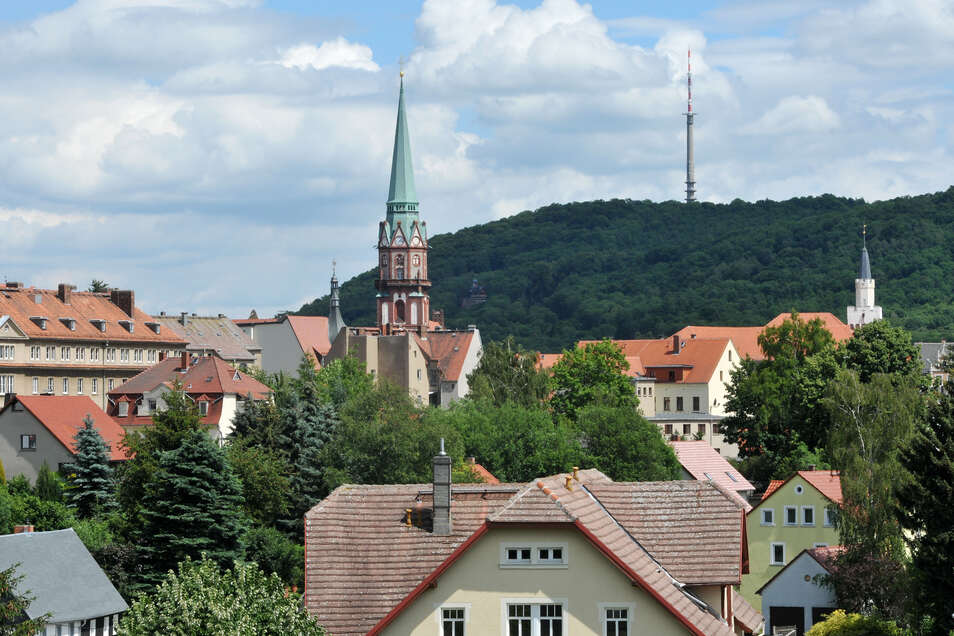 In der Stadt am Berge wohnen jetzt weniger als 15.000 Menschen.