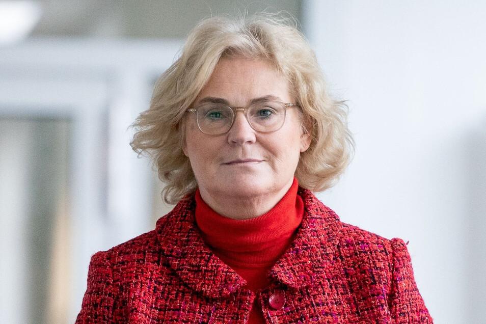 Christine Lambrecht (SPD), Bundesministerin der Justiz und des Verbraucherschutzes
