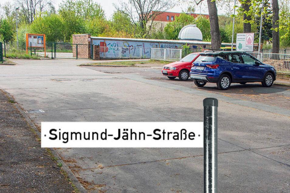Eine Sigmund-Jähn-Straße für Riesa? Das wird in der Stadtpolitik durchaus positiv gesehen.